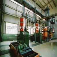 Edible soybean oil refining machine(from crude soybean oil to refined soybean oil)