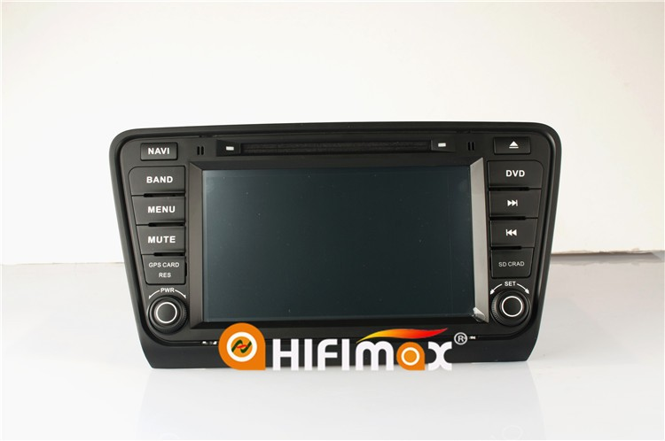 Android Car DVD Player for Skoda Octavia 2014 Android 6.0 OS