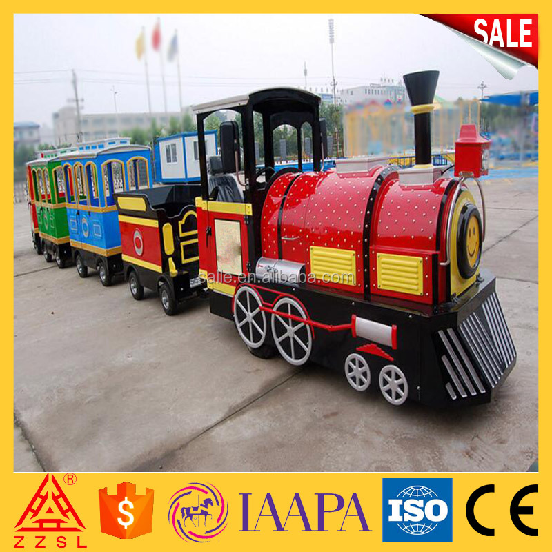 China top ten outdoor games trackless train electric train shopping mall train