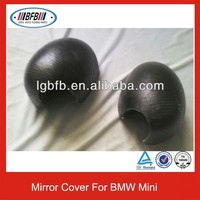 Real Carbon R56 R60 Carbon Door Mirror Cover For BMW Accessories Mini Cooper