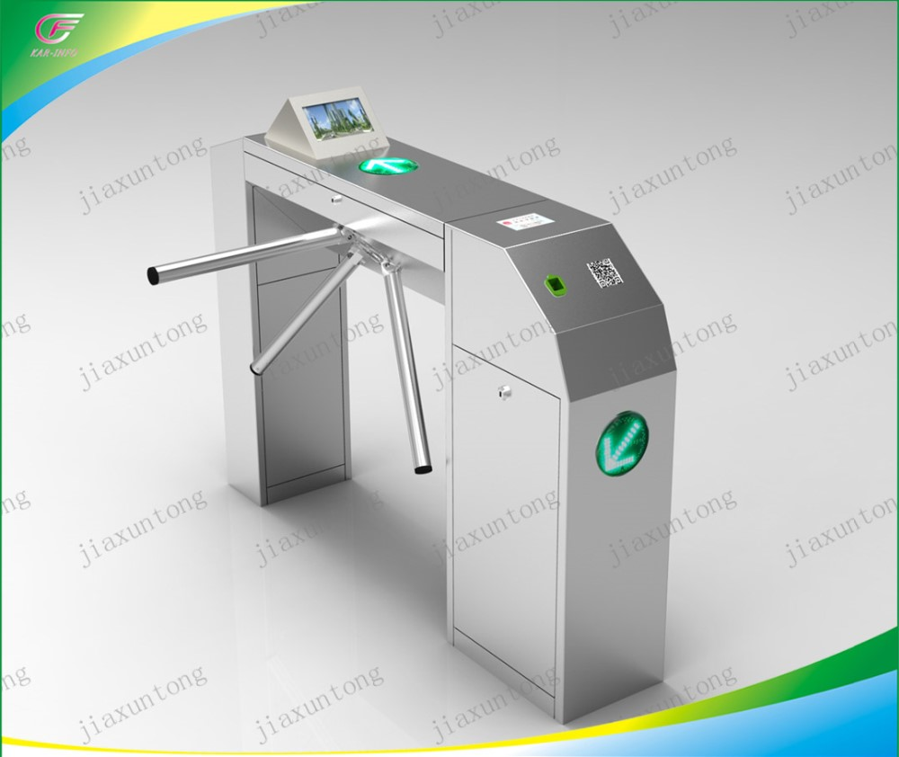 Bi direction Drop Arm Tripod Turnstile