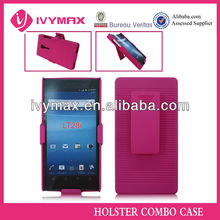 2013 hot sell cell phone case for sony lt28i