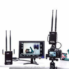Live streaming broadcast 6000 ft 5.8GHz Wireless Video Transmitter sender and receiver