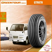 China Discount promotion price 6.00R15lt light commercial tire of GTR678