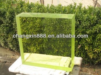 Alibabalead Lead Lined Glass of High Quality