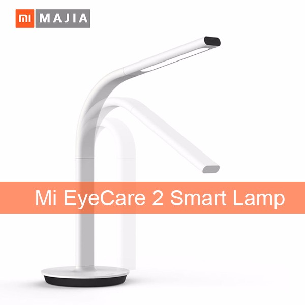 Orignal Xiaomi Mi eyecare smart led lamp table light desk lamp with dimmable color rechargeable battery