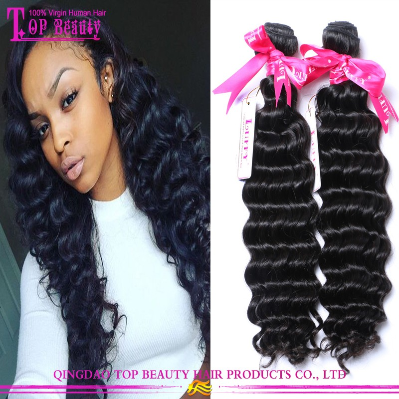 Buying brazilian hair in china deep wave types brazilian hair hot sale 10a brazilian virgin hair deep wave