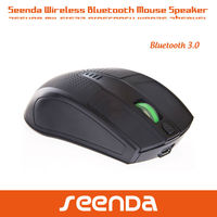 Bluetooth Speaking Mouse Optical Wireless Mouse
