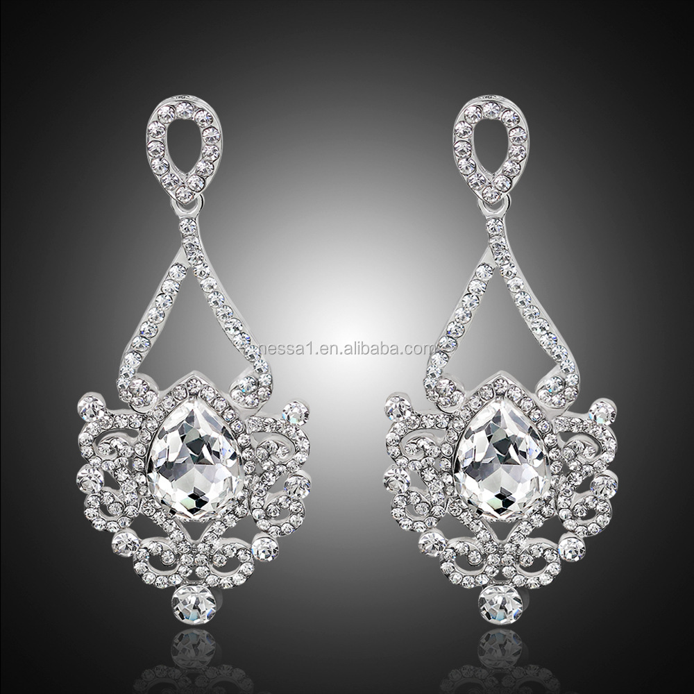 Fashion women earring diamond Wholesale DR-0002