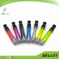 Slim E Cigarette O-pen 510 oil vaporizer cartridge 1ml nano atomizer 510 Clearomizer 510 Clearomizer
