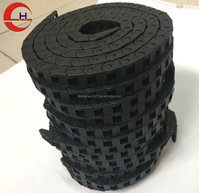 Small CNC Nylon Line Engineering Plastic Cable Drag Chain by SunnyTang