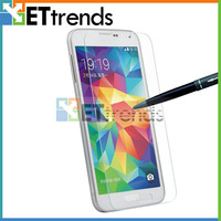 Anti-shock 0.3mm tempered glass screen protector for samsung s5 OEM/ODM factory price