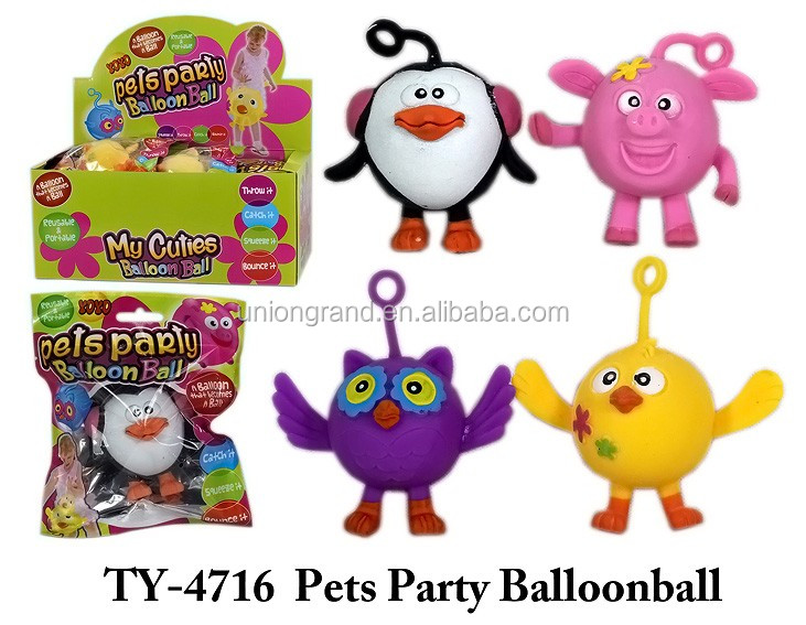 Animal party balloonball