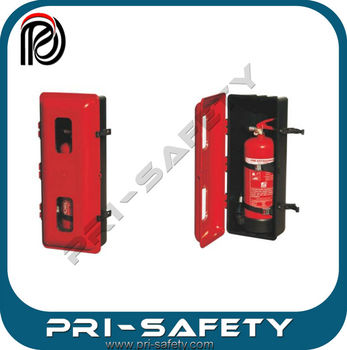 Fire Extinguisher Cabinet, PT02-03 in plastic