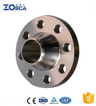 ASME B16.5 Class 150 lbs WN flanges alloy steel
