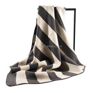 Hypoallergenic hot selling 80% Premium Virgin Merino Wool Blanket