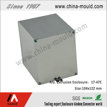 aluminum extrusion housing