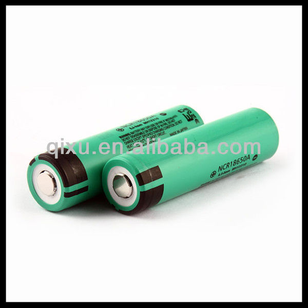 Panasonic 3.7V 3100mAh 18650 battery cell