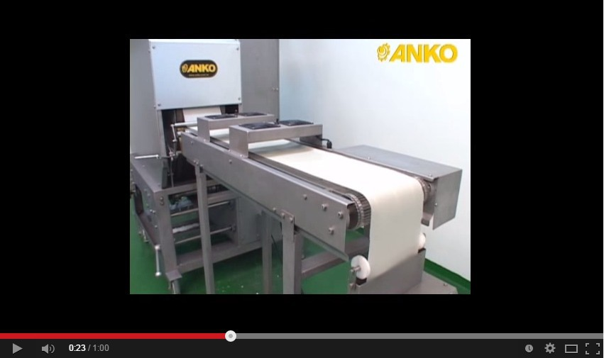 Anko Big Scale Industrial Making Frozen Automatic Filling Cigar Roll Machine