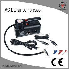 AC/DC portable tire inflators