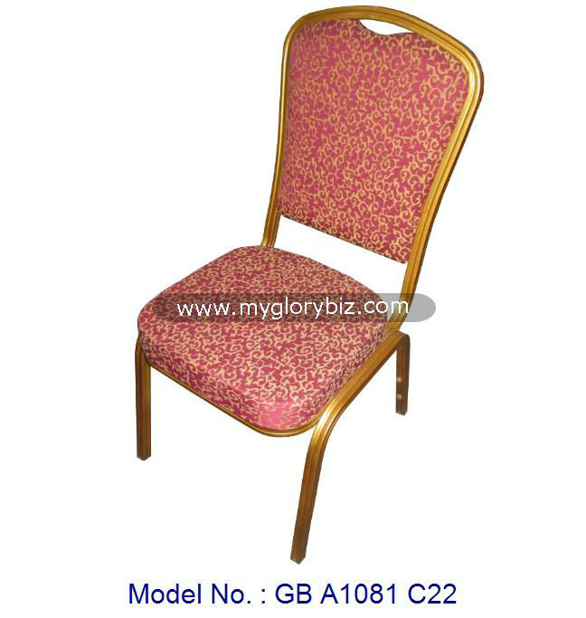 Metal Hotel Dining Room Banquet Chair In Antique Designs With Cheap Price