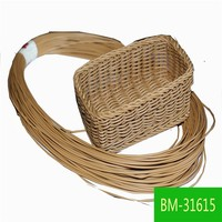 Round Various Weaving Style Hand Woven Strong Drawing Force PE wicker (BM-31615)