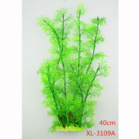 wholesale aquarium plants artificial plastic decorate plants for fish tank