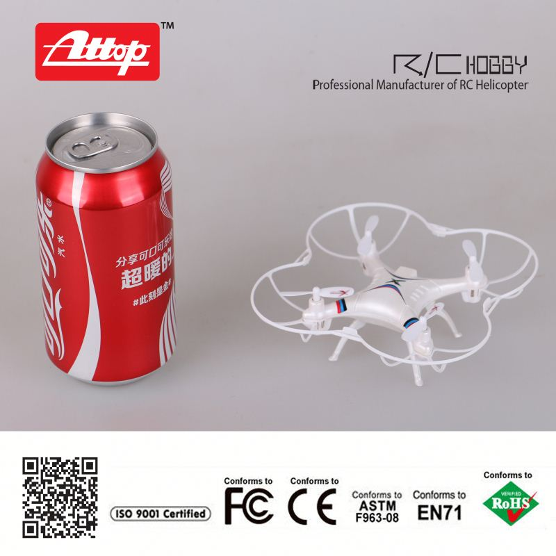 A2 Newest 4ch rc quadcopter with camera