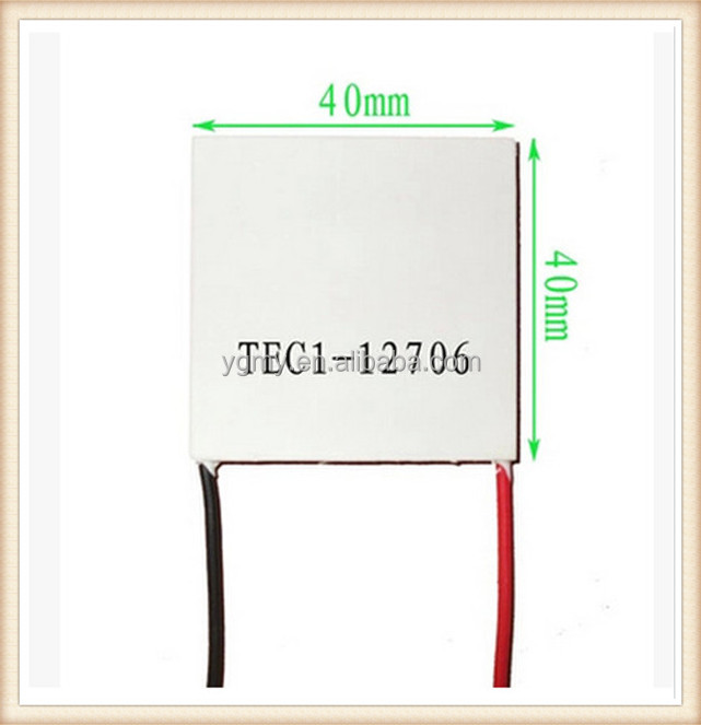 TEC1-12703 40*40 12703 TEC Thermoelectric Cooler ,Thermoelectric Cooler Peltier