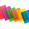 Exercise Pvc Frosted Book Cover With