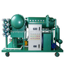 DYJC Series Online Turbine Oil Purification Oil Purifier