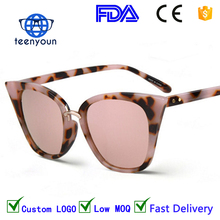 Acetate Vintage Cat Eye Celebrity Sunglasses Women Oversize Female Brand Sunglass Rivet Mirror Sun Glasses Lunette De Soleil