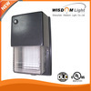 ETL cETL listed 40w 60w 90w outdoor led outdoor wall pack light with 5 years warranty
