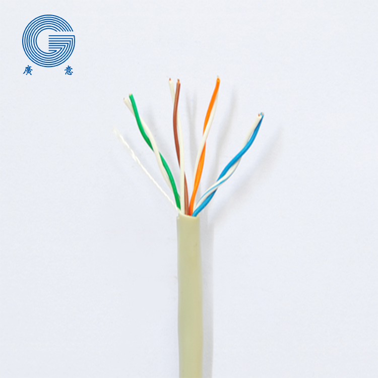 cable manufacturing cat5e figure-8 network cable telecom cable