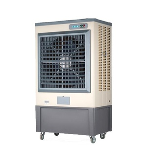 Floor Type Air conditioner industrial portal cooling only garden factory outdoor kitchen supermarket evaporative air cooler