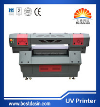 pvc card printer made from CHINA / high resolution infinity solvent printer/60cmX90cm ceramic UV digital inkjet printing machine