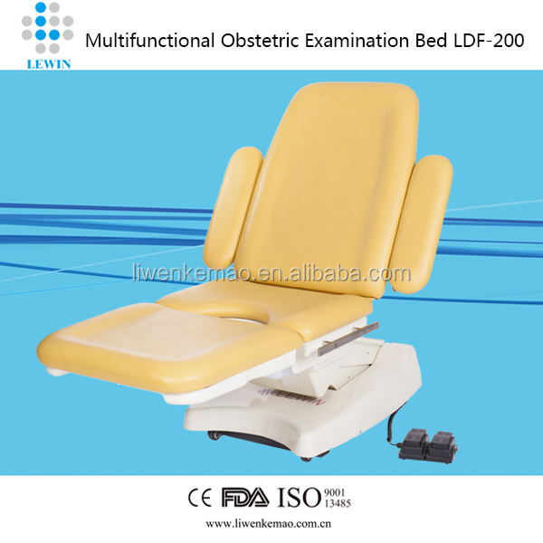 electrical gynecology examination table LDF-200