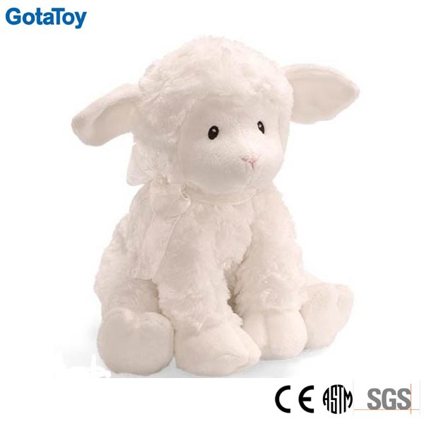 custom plush toy lamb
