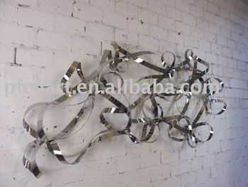 wall decoration(stainless steel material)