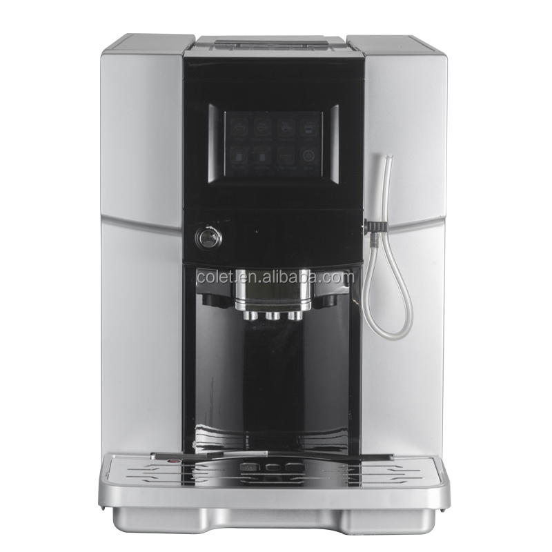 BEST sale!Commercialcommercial fully automatic coffee machine Express coffee machine!! CLT-Q006