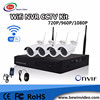 bewin Wireless wifi Outdoor IP Camera with 4CH NVR Kit Best Home Surveillance Camera