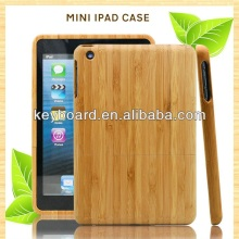 OEM hot selling original bamboo case for iPad mini 2