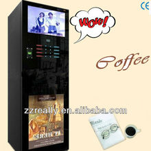 Best Price Vending Coffee Machine and Instant Coffee Vending Machine