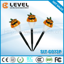 2016 New Design Decoration Pumpkin Solar Garden Light Pumpkin Solar Light