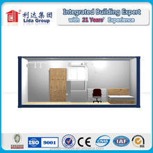 Cheap living prefab container house