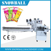 Ice Cream Packing Machine, Wrapper, high quality Multi-Function low price hard ice cream packing machine