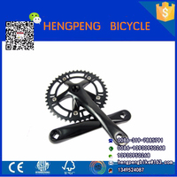Advanced 175mm single speed Fixed Gear bike Cycle steel Crankset Cranks