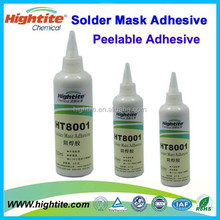 Peelable Solder Mask adhesive----HT8001