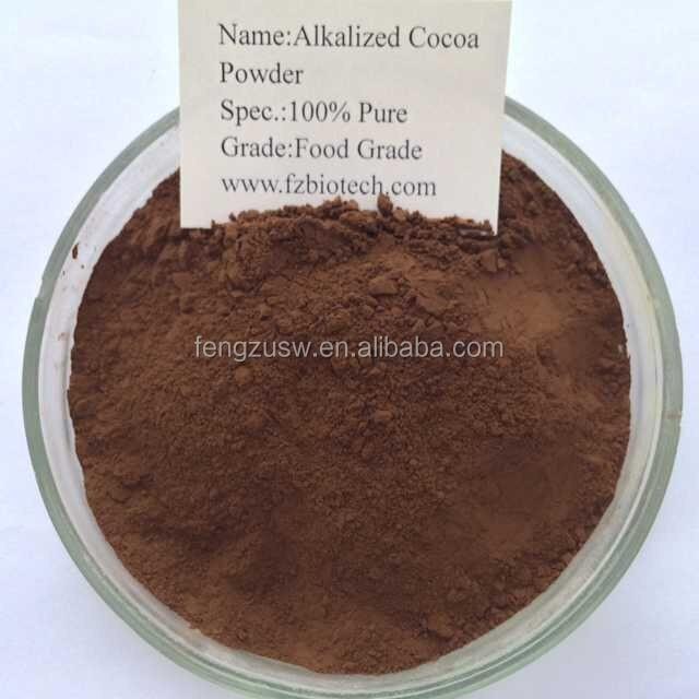 Melhor Preço da Malásia Cacau Em Pó, atacado Chocolate Usado Equilibrada Alcalinizado Cacau Em Pó Preço