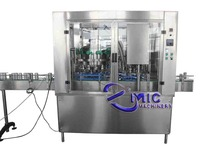 MIC-12-1Monoblock 2-in-1 Automatic aluminum can washing filling capping isobaric beer production line CE 1000-2500C/hr
